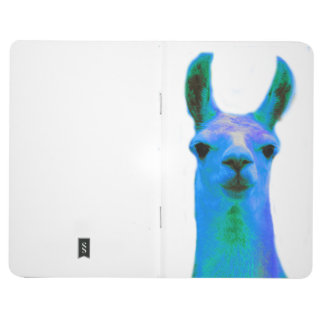 Blue Llama Graphic Journal