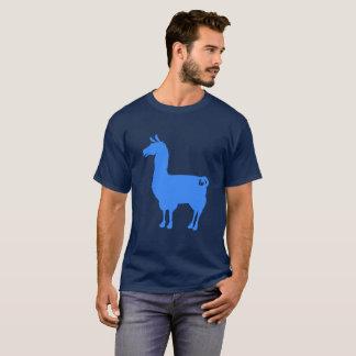 Blue Llama T-Shirt