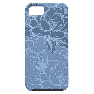 Blue Lotus Case For The iPhone 5