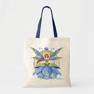 Blue Lotus Fairy Bag