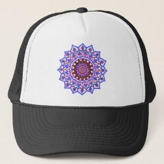 Blue Lotus Trucker Hat