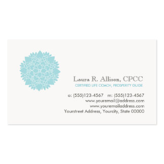 Blue Lotus Wellness and Healing Arts Business Card