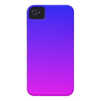 Blue Magenta Gradient iPhone 4 Covers