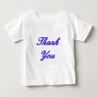 Blue Magenta Thank You Design The MUSEUM Zazzle Gi T Shirt
