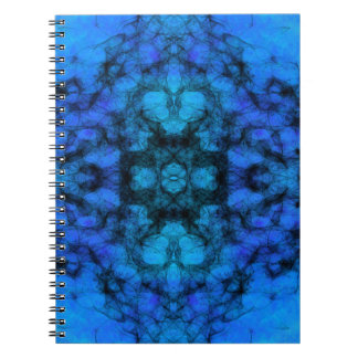 Blue magic notebooks