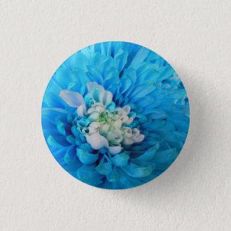 Blue Majesty 1 Inch Round Button