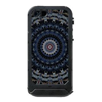 Blue Mandala iPhone 5/5s ATLAS ID™ Case