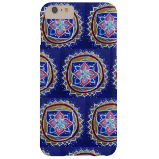 Blue Mandala iPhone 6/6s Plus, Barely There Barely There iPhone 6 Plus Case