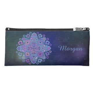 Blue Mandala Pencil Case