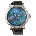 Blue Mandala selection Watch