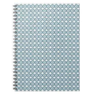 Blue Mandela Notebook