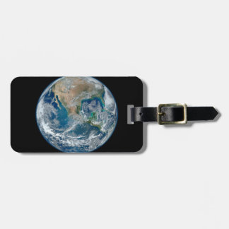 Blue Marble 2015 - Earth, Space, Planets Luggage Tag