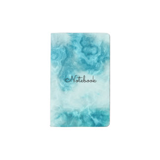 blue marble beautiful artsy pattern texture book