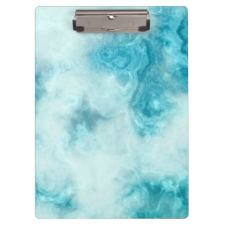 blue marble beautiful texture pattern clipboard