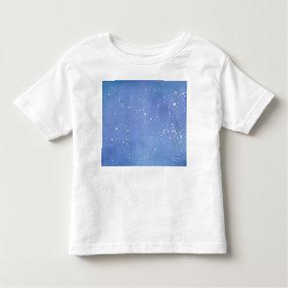 Blue Marble Watercolour Splat Toddler T-shirt