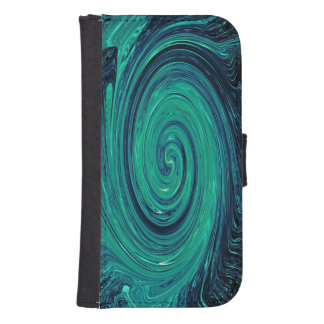 Blue Marine Samsung Galaxy S4 Wallet Case