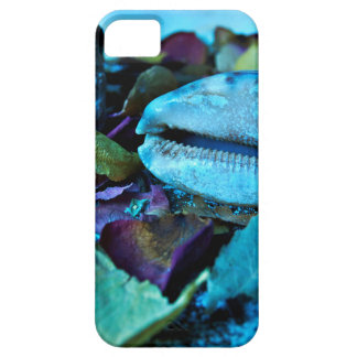 Blue maritime Symphony OF Seashell iPhone 5 Cover