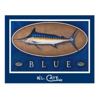 Blue Marlin Postcards