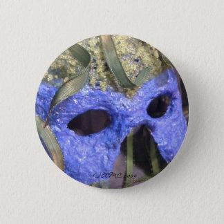 Blue Mask Button