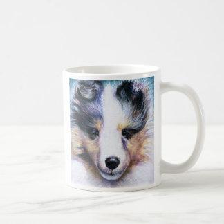 Blue Merle Wonder Coffee Mug