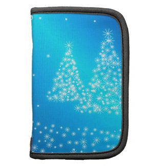 Blue Merry Christmas Organizer