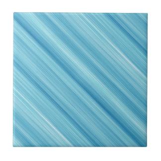 Blue metal background ceramic tile