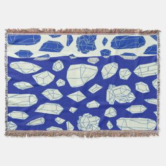 Blue Mineral Blanket