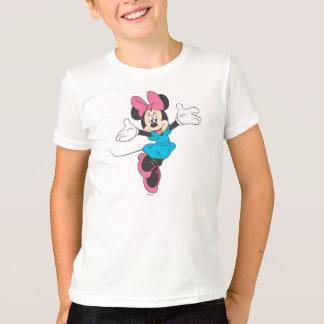 Blue Minnie | Jumping T-Shirt