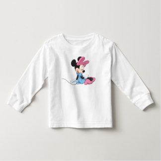 Blue Minnie | Sitting Toddler T-shirt
