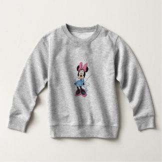 Blue Minnie | Surprised Sweatshirt