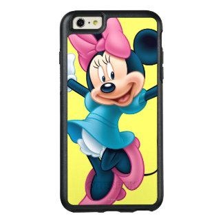 Blue Minnie | Welcoming Hands Up OtterBox iPhone 6/6s Plus Case