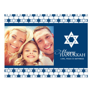 Browse the Hanukkah Postcards Collection and personalize by color, design, or style.