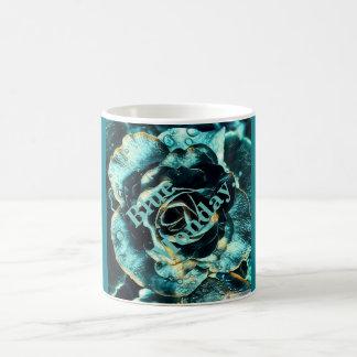 Blue Monday Coffee Mug