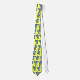 Blue Monkey Tie