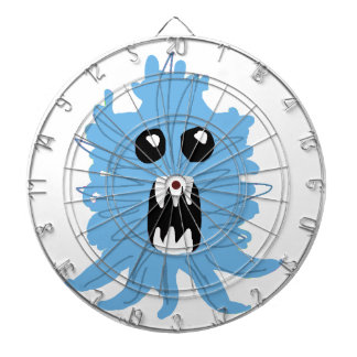 Blue Monster Baby Shirt Dartboard