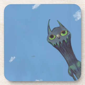Blue Monster Coaster