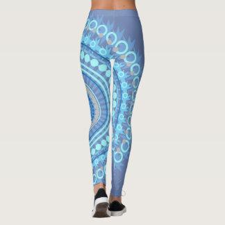 Blue Mood Leggings