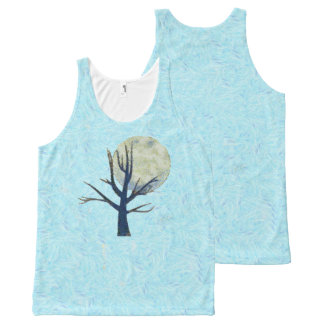 Blue Moon All-Over-Print Tank Top