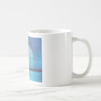 Blue Moon=Desiderata Coffee Mug=Daily Inspiration Coffee Mug