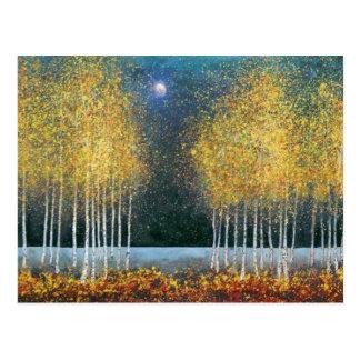 Blue Moon Golden Grove Postcard
