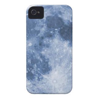 blue moon iPhone 4 Case-Mate case