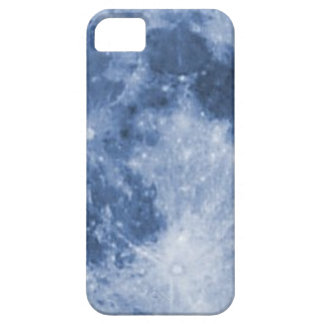 blue moon iPhone 5 case