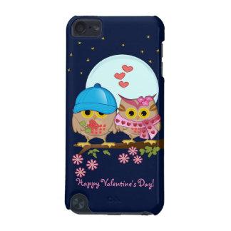 Blue moon owls in love & custom iPod touch 5G case