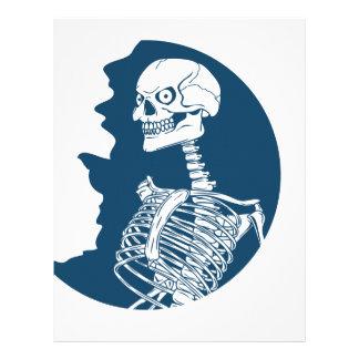 blue moon shirt letterhead