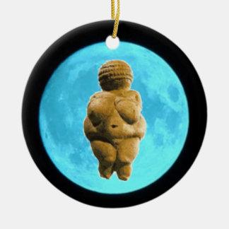 Blue Moon Venus ornament