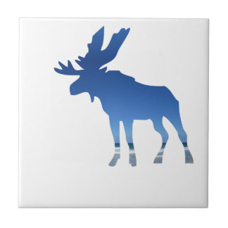 blue moose tile