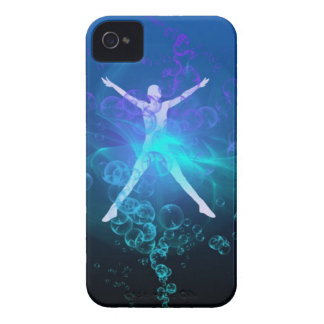 blue more water iPhone 4 Case-Mate cases