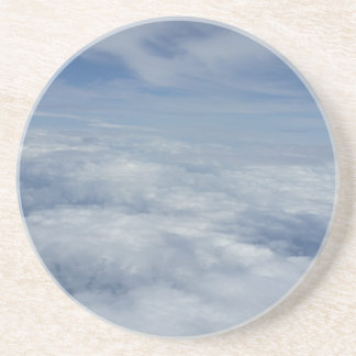 blue morning sky coaster