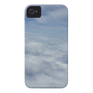 blue morning sky iPhone 4 case