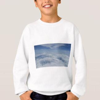 blue morning sky sweatshirt